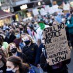Estados Unidos. Movilizaciones tras el veredicto por el asesinato de George Floyd