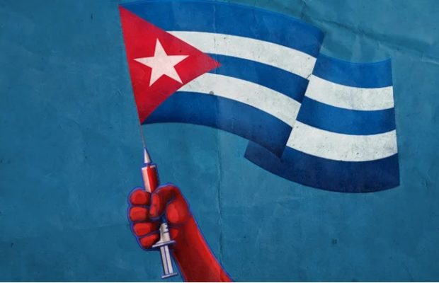 Cuba. Las vacunas cubanas, una intención poética
