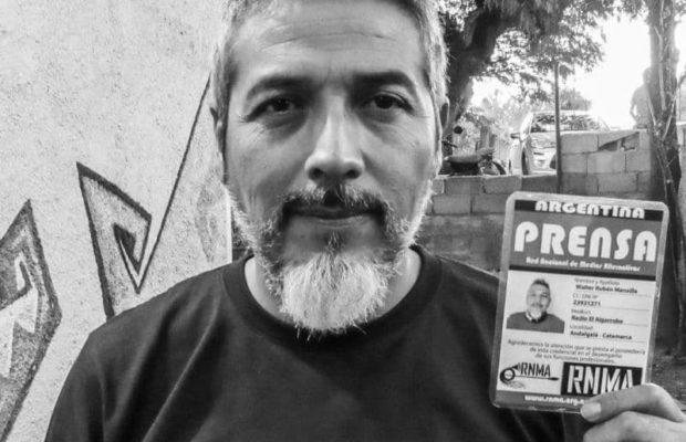 """Argentina. Walter Mansilla: """"En Andalgalá vivimos una dictadura minera"""""""