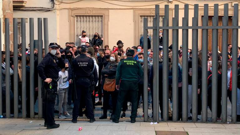 Nación Andaluza denuncia la impunidad policial por los heridos de bala de Linares y rechaza la presencia de la Policía española