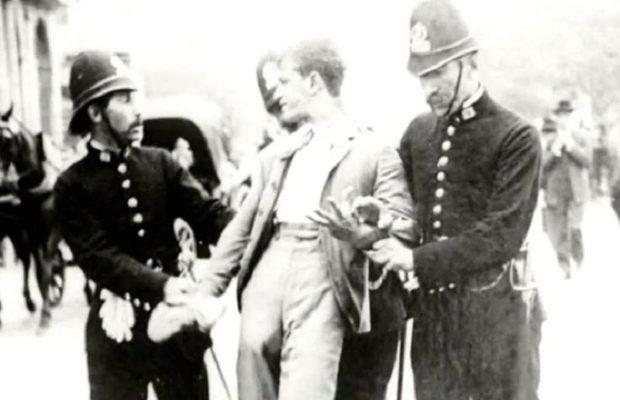 1° de Mayo y el secuestro del muerto