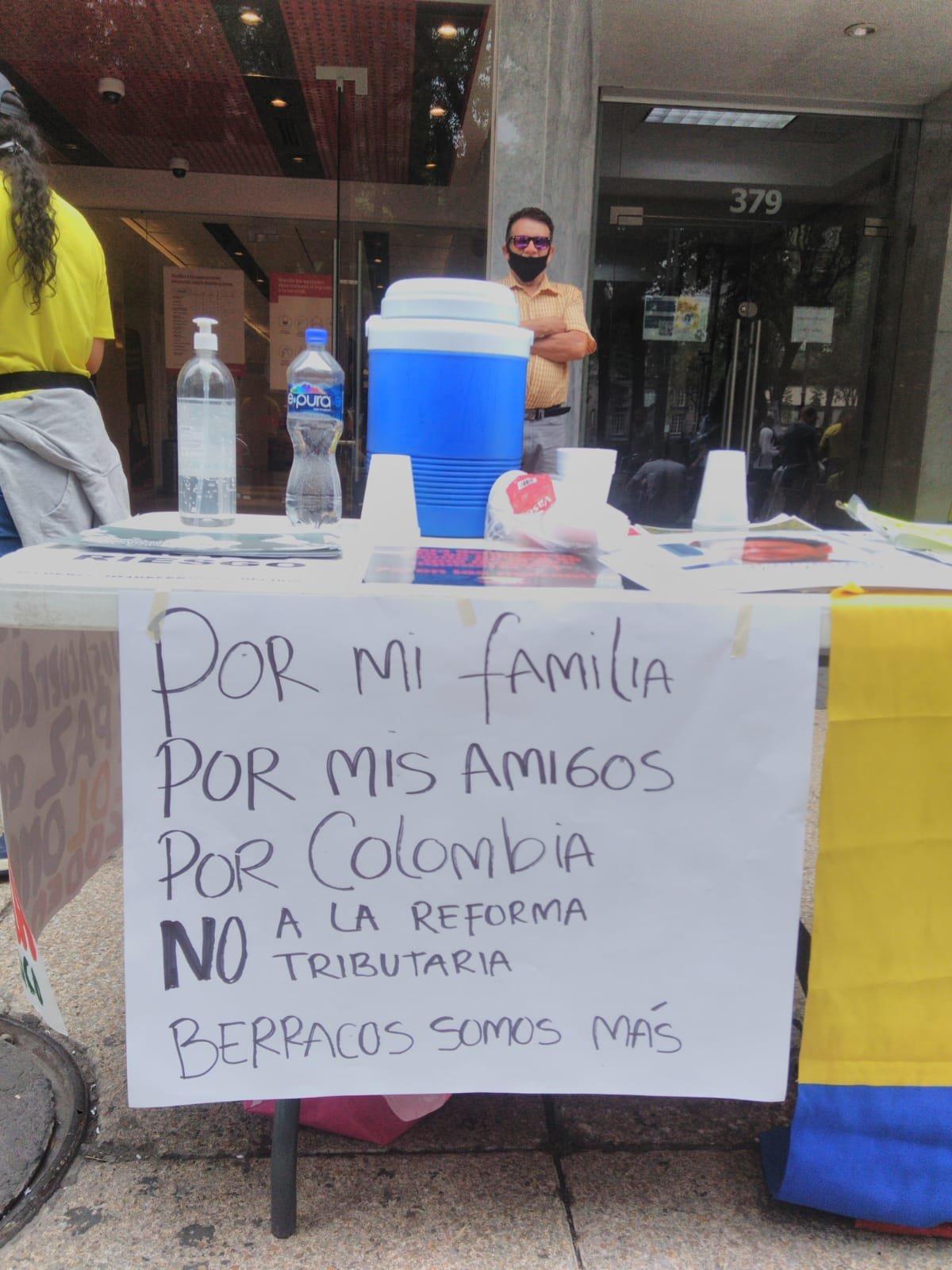 Paro En México 2
