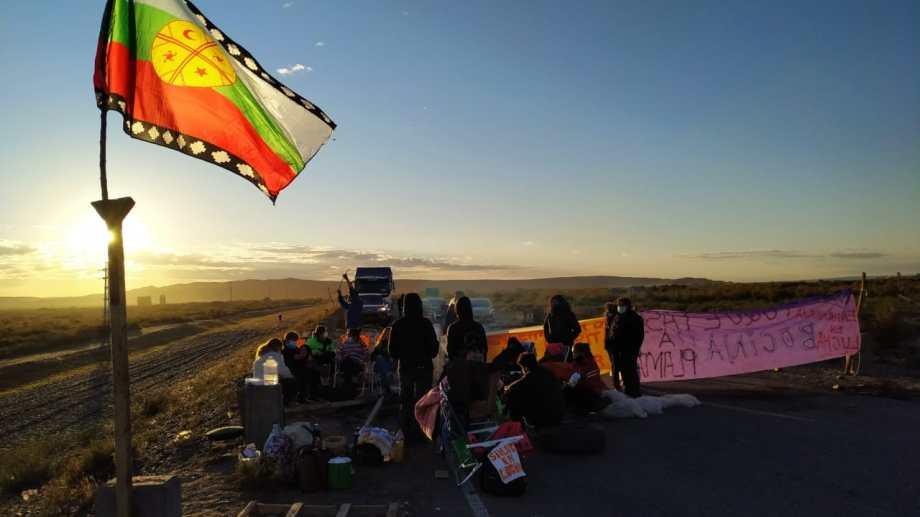 Las comunidades se solidarizan con el reclamo de Salud y piden actuaciones ante daños ambientales. Foto: Gentileza