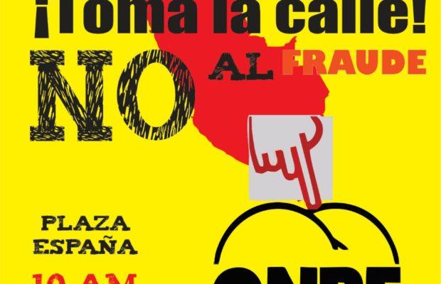Perú. Castillo gana pero nos quieren demostrar lo contrario