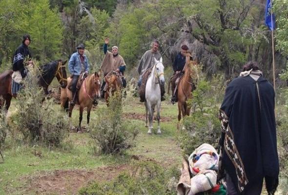 Nación Mapuche. La comunidad Las Huaytekas pone freno a Roemers y ejerce control sobre Chucao Forestal