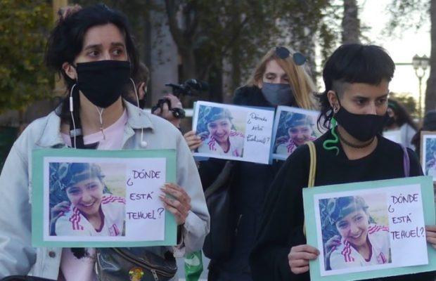 Argentina. Investigan si Tehuel De la Torre estuvo en Caleta Olivia / Movilizaciones a tres meses de su desaparición este viernes 11