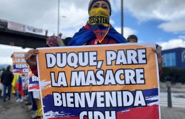 Colombia. ¿Qué se puede esperar de la visita de la CIDH?