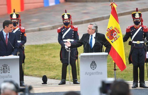 Argentina. Acerca del pensamiento colonial presidencial