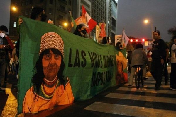 Perú. Comunidades awajún rechazan intento de fraude de Keiko Fujimori