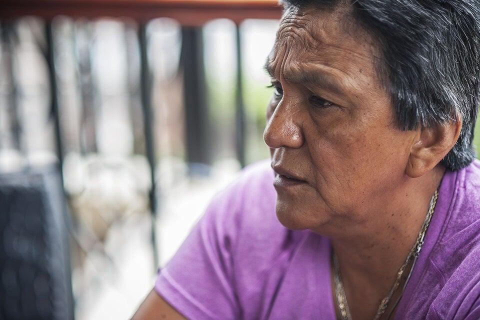 Milagro Sala está detenida desde enero de 2016, apenas días después de que Gerardo Morales asumiera como gobernador. (Fuente: Adrián Pérez)