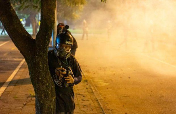 Colombia. Estrenan corto documental sobre la labor de la prensa durante el Paro Nacional