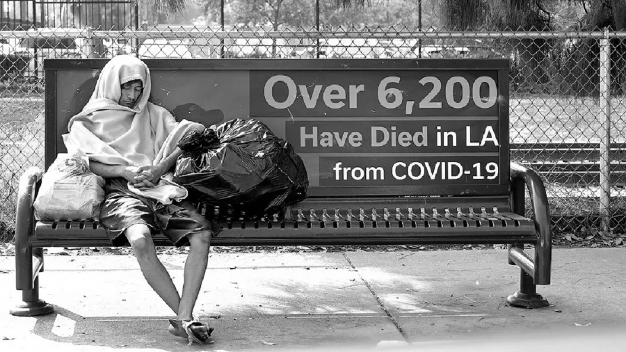Estados Unidos pobreza en las calles la-tinta