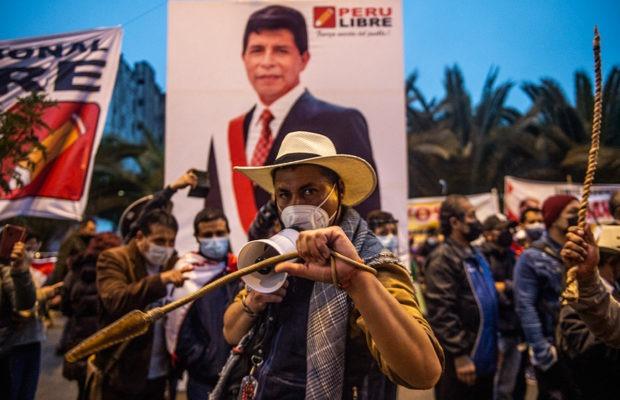 Perú. Entre el limbo y la segunda independencia