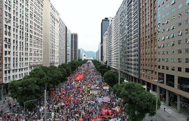 Brasil. La Campaña «Fora Bolsonaro» anuncia manifestaciones en todo el país el 3 de julio