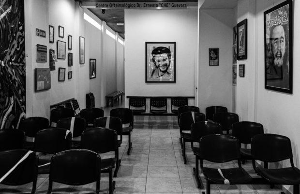 Argentina. Centro Oftalmológico Che Guevara: un pedacito de Cuba en Córdoba