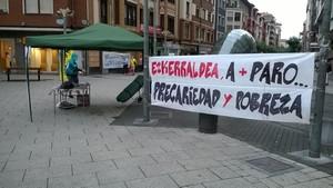 """Iniciativa en apoyo a la """"Marcha por Ezkerraldea"""""""