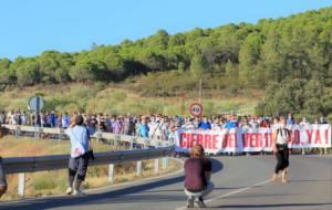 PP, Ciudadanos y Vox votan contra el cierre del vertedero de residuos tóxicos de Nerva
