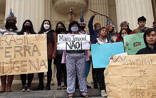 Brasil. Diputado de Bolsonaro insulta a indígenas durante protesta en Asamblea de Río