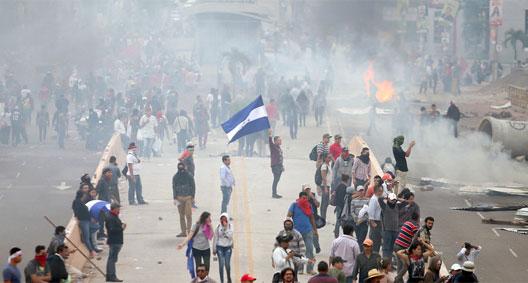 Honduras. Que las elecciones permitan no solo una transición pacífica del poder sino paz