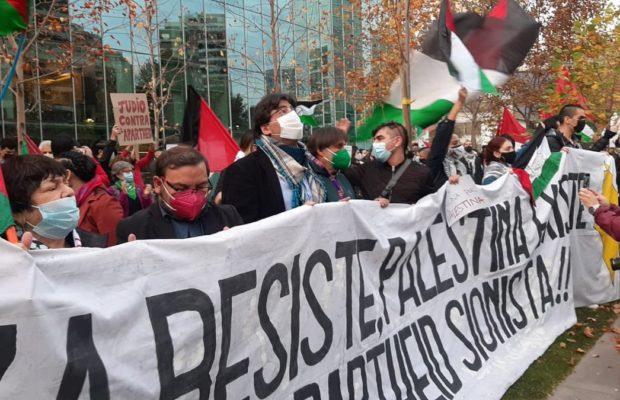 Chile. Daniel Jadue no debe pedir perdón por defender la causa palestina
