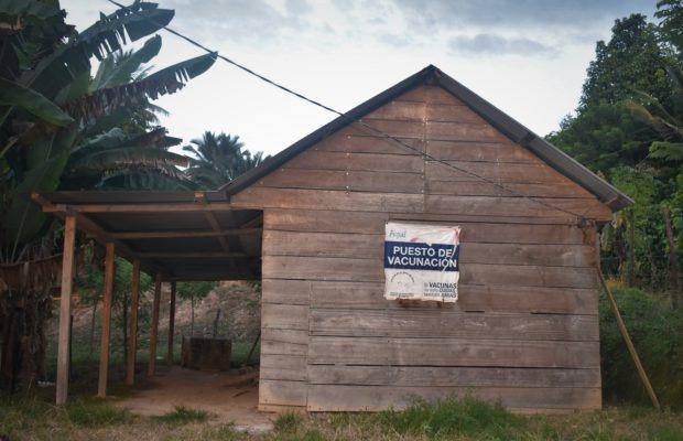 Guatemala. Los centros de salud de las comunidades abandonadas por el Estado