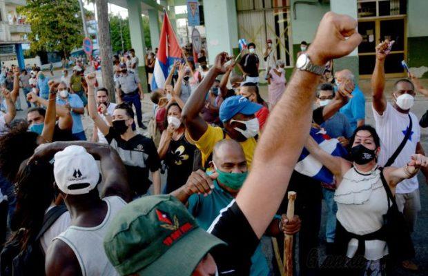 Cuba. Prueban implicación de EE. UU. en las acciones de desestabilización contra el pueblo.