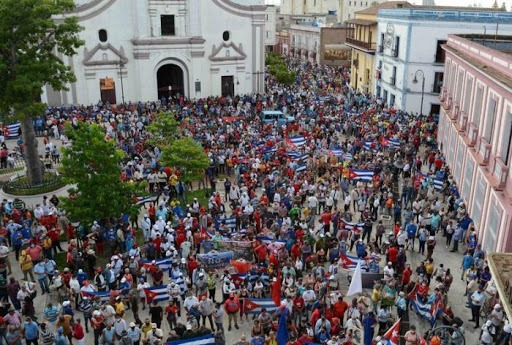 Cuba. Guerra híbrida en tiempos de pandemia