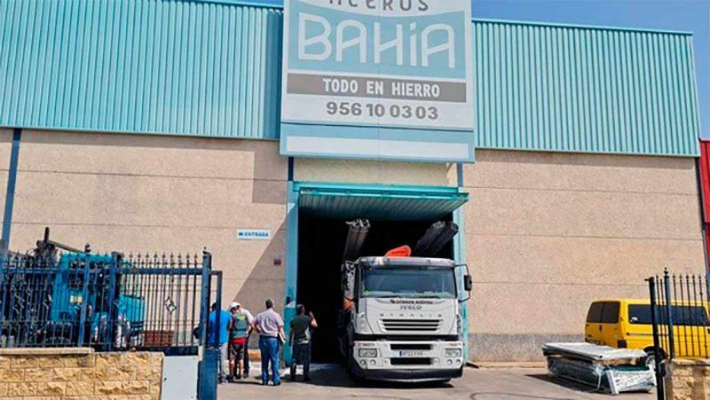 Terrorismo patronal: Muere un trabajador en Chiclana tras caerle encima una viga de diez metros