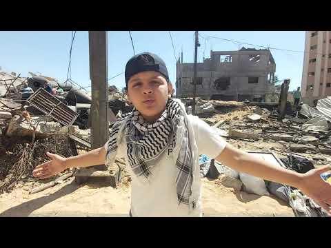 Cultura. El rapero palestino MC Abdul, de 12 años, lanza su primera canción oficial: 'Shouting at the Wall'