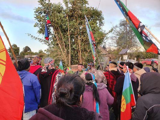 Nación Mapuche. Lof Cacique Bartolo Pitrihuen: Reafirmamos la plena legitimidad del proceso de restitución y recuperación de tierras