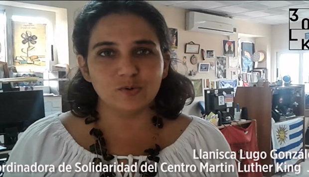 """Cuba. Llanisca Lugo: """"Diálogo sostenido con el pueblo"""""""