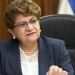 El Salvador. La Policía detiene a la ex ministra Violeta Menjívar, Erlinda Hándal, Calixto Mejía y a otros miembros del FMLN