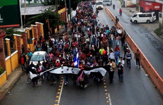 Honduras. Una situación económica positiva podría frenar caravanas migrantes