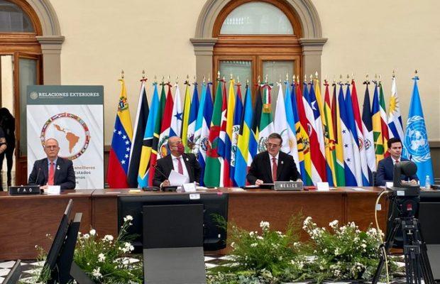 Nuestramérica. CELAC: López Obrador destaca resistencia y dignidad de Cuba ante el bloqueo de EE.UU.