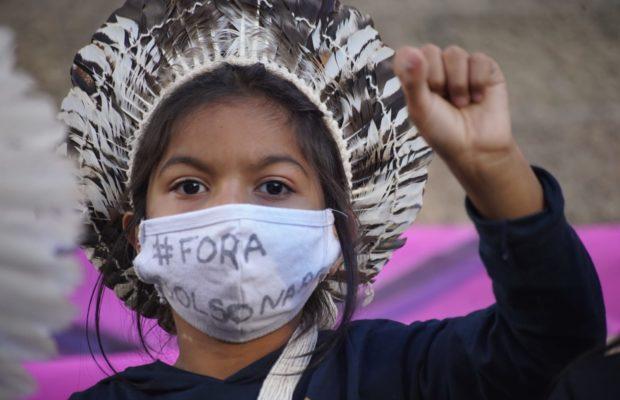 Brasil. Manifestaciones por el fin del gobierno de Bolsonaro toman las calles del país (fotos)