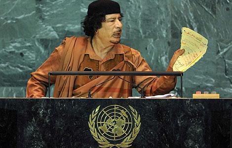 Libia: Las finanzas de M. Gadafi podrían salvar el presupuesto de 2021