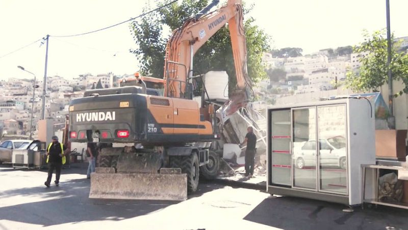 Palestina: Continúan las demoliciones en Jerusalén Este mientras Israel inaugura embajada en E.A.U.