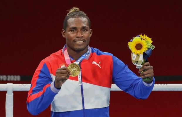 Cuba. Otra medalla de oro por la Patria