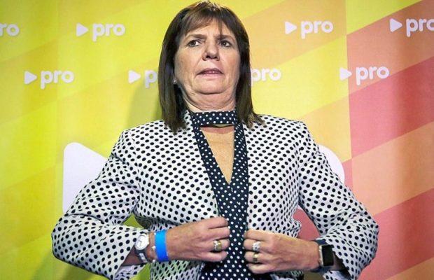 """Argentina. Patricia Bullrich y sus dichos fascista: ahora llamó en Tartagal a """"barrer todo, a sacar los piquetes"""""""