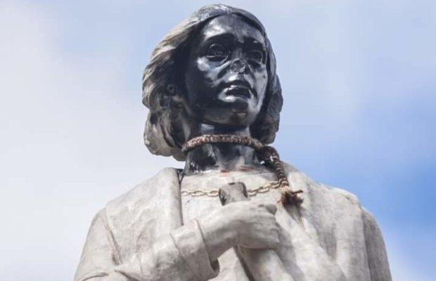 Bolivia. Cristóbal Colón de pié tras 14 años de Estado Plurinacional