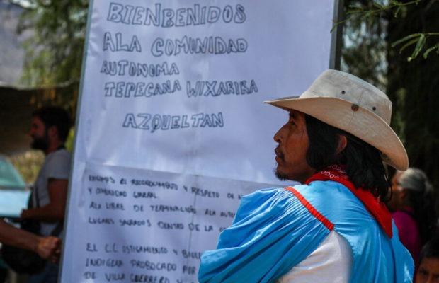 México. Frente a ausencia gubernamental, wixárikas inaugurarán clínica autónoma comunitaria