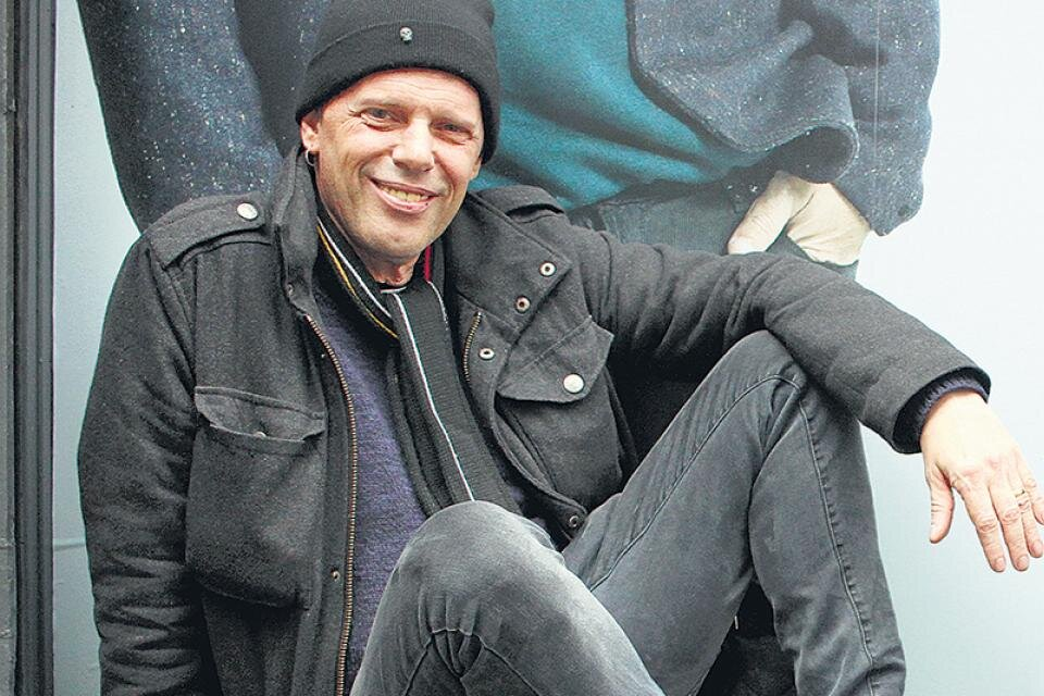 Pil Trafa murió en Lima, Perú, a los 62 años. (Fuente: Leandro Teysseire)
