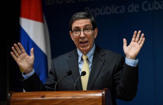 Afganistán. Canciller cubano: «Caso afgano mostró que EEUU no puede regir destino de otros»