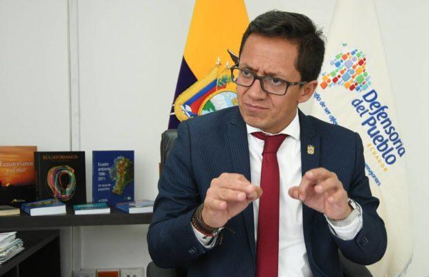 Ecuador. Carrión dice que está detenido porque se atrevió a desafiar al Gobierno de Moreno