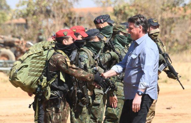 Brasil. Los generales y la dictadura