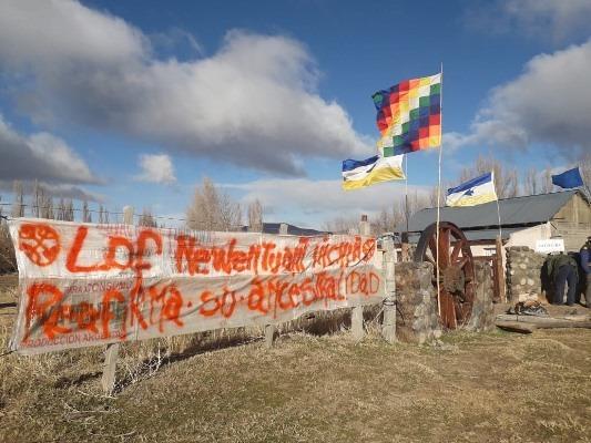 Nación Mapuche. Pronunciamiento del Trawn autónomo realizado en territorio de Costa de Lepa