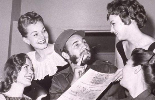 Cuba. Las mujeres en Fidel (video)