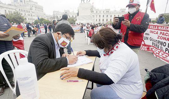 Perú Libre Constitución