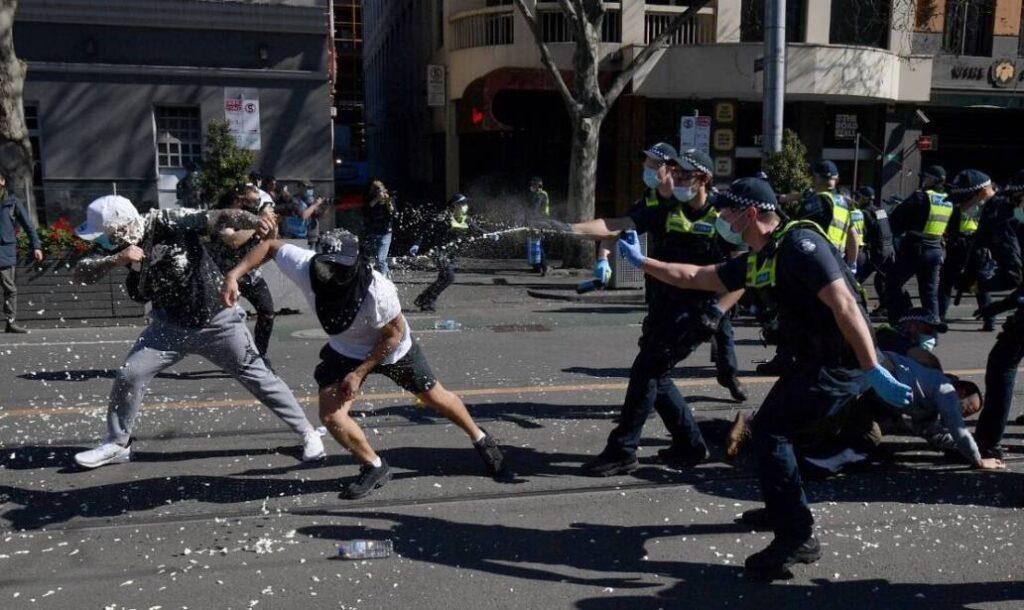 Australia demuestra que la pesadilla de la 'nueva normalidad' no se acabará nunca… si no luchamos