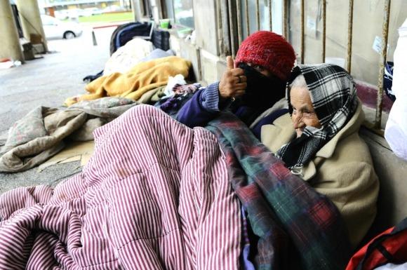 Dónde y cómo ayudar a las personas que viven en la calle - 10/07/2019 - EL  PAÍS Uruguay